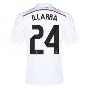 Camiseta nueva Real Madrid Illarramendi Equipacion Primera 2014/2015