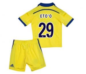 Camiseta del Johnson Liverpool Segunda Equipacion 2014/2015