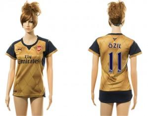 Camiseta Arsenal 11# Away