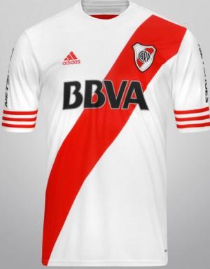 Camiseta de River Plate 2015