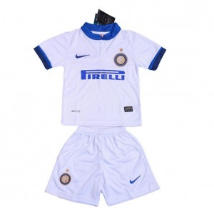 Camiseta de Inter Milan 2013/2014 Segunda Equipacion Nino