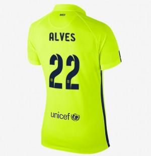Camiseta de Barcelona 2013/2014 Tercera Cuenca Equipacion