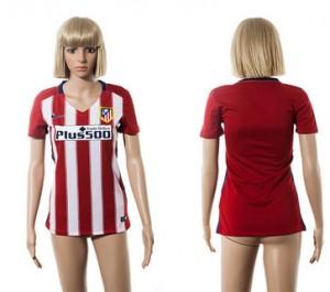 Mujer Camiseta del Atletico Madrid 2015/2016