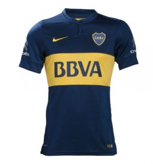 Camiseta del Match 10 CARLITOS Estampada Titular 2015