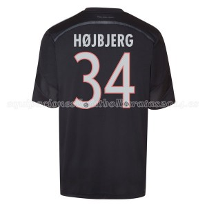 Camiseta Bayern Munich Hojbjerg Tercera Equipacion 2014/2015
