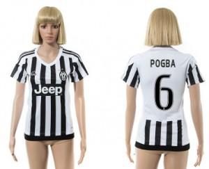 Camiseta Juventus 6 2015/2016 Mujer