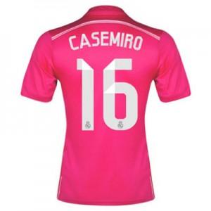 Camiseta nueva Real Madrid Casimiro Equipacion Segunda 2014/2015