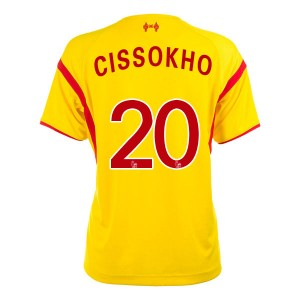Camiseta nueva del Chelsea 2014/2015 Equipacion Matic Segunda