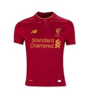 Niños Camiseta del Liverpool 2016/2017