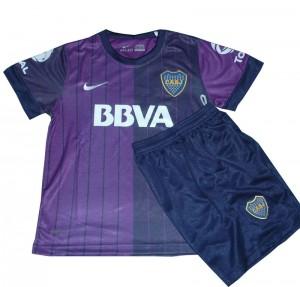 Nino Camiseta del Boca Juniors Primera Equipacion 2013/2014