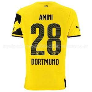 Camiseta nueva del Borussia Dortmund 14/15 Amini Primera