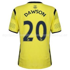 Camiseta nueva del Tottenham Hotspur 14/15 Dawson Tercera