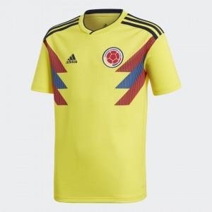 Camiseta nueva COLOMBIA Juventud Home 2018