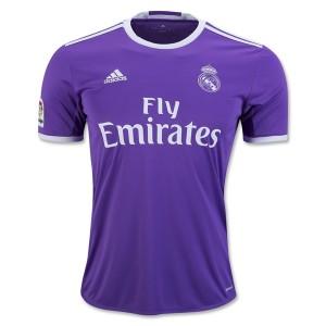 Camiseta Real Madrid Segunda Equipacion 2016/2017