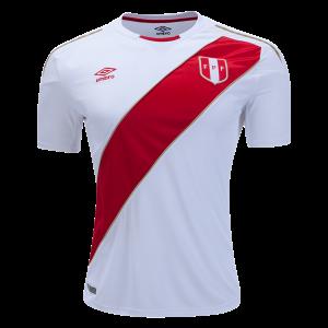 Camiseta del Peru Home 2018