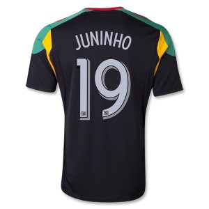 Camiseta Los Angeles Galaxy Juninho Tercera 13/14