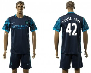 Camiseta nueva del Manchester City 42# Away