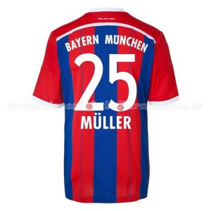 Camiseta Bayern Munich Muller Primera Equipacion 2014/2015