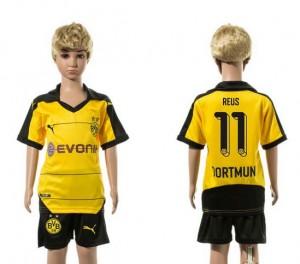 Camiseta Borussia Dortmund 11 2015/2016 Niños
