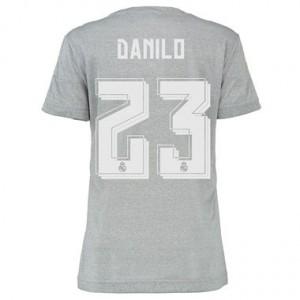 Camiseta nueva del Real Madrid 2015/2016 Equipacion Danilo Mujer Segunda