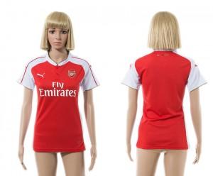 Camiseta nueva Arsenal Mujer 2015/2016