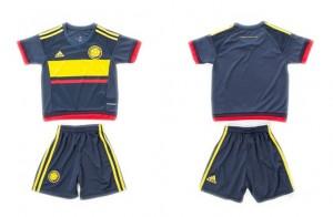 Camiseta nueva Colombia Niños 2015/2016