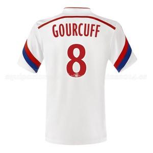 Camiseta nueva Lyon Gourcuff Primera 2014/2015