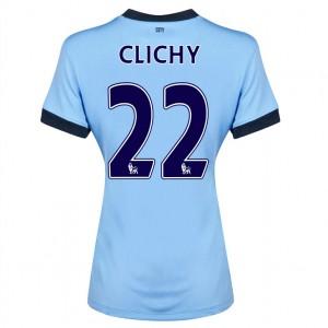 Camiseta nueva del Manchester City 2014/2015 Fernando Primera
