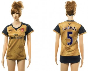 Camiseta del 5# Arsenal Away