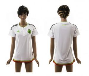 Camiseta nueva Mexico Mujer 2015/2016