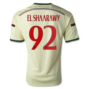 Camiseta del El.Shaarawy AC Milan Tercera Equipacion 2014/2015