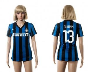 Camiseta nueva Inter Milan Mujer 13 2015/2016
