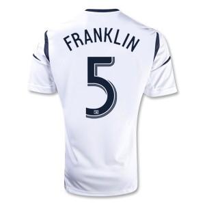 Camiseta nueva del Los Angeles Galaxy 2013/2014 Franklin Primera