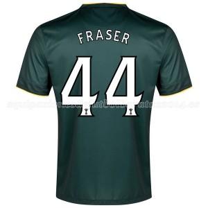 Camiseta nueva del Celtic 2014/2015 Equipacion Fraser Segunda