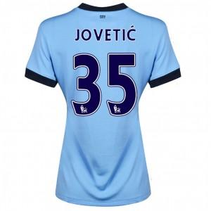Camiseta nueva Manchester City J.Navas Tercera 2014/2015