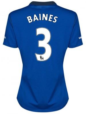 Camiseta Tottenham Hotspur Naughton Tercera 14/15