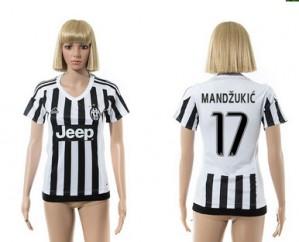 Camiseta nueva Juventus Mujer 17 2015/2016