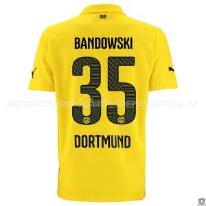 Camiseta de Borussia Dortmund 14/15 Tercera Bandowski