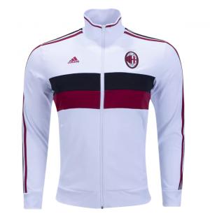 3 rayas abrigo deportivo del AC Milan 2017/2018