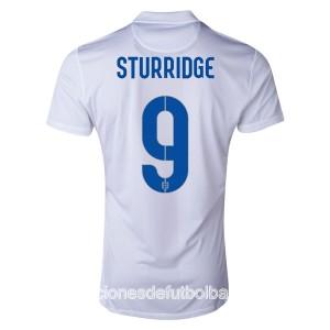 Camiseta Inglaterra de la Seleccion Sturridge Primera WC2014