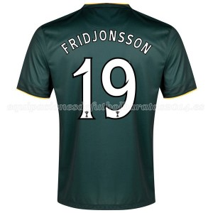 Camiseta nueva Celtic Fridjonsson Equipacion Segunda 2014/2015