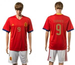 Camiseta nueva España 9# 2015-2016