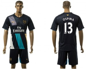 Camiseta del 13# Arsenal Away