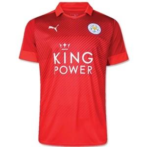 Camiseta de Leicester City 2016/2017 Segunda Equipacion