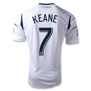 Camiseta nueva Los Angeles Galaxy Keane Primera 2013/2014