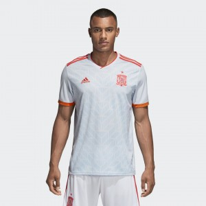 Camiseta nueva SPAIN Away 2018