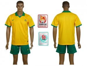 Camiseta nueva del Australia de la Seleccion Primera