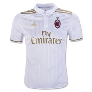 Camiseta del AC Milan Away 2016/2017