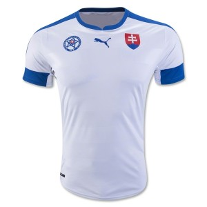 Camiseta nueva del Eslovaquia 2016/2017