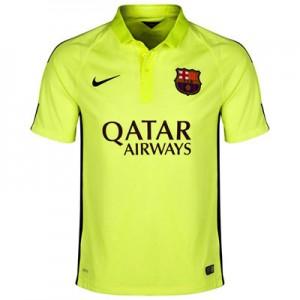 Camiseta del Barcelona Tercera Equipacion 2014/2015